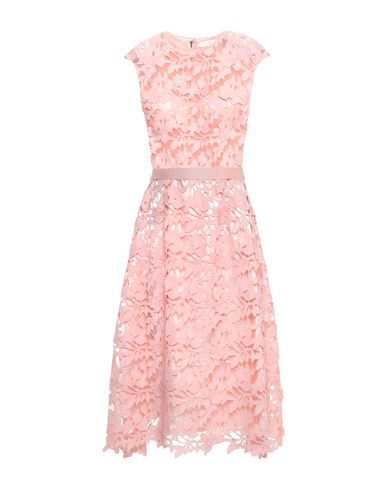 FOREVER UNIQUE Midi Dress in Pink