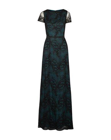 CATHERINE DEANE Long Dress in Deep Jade