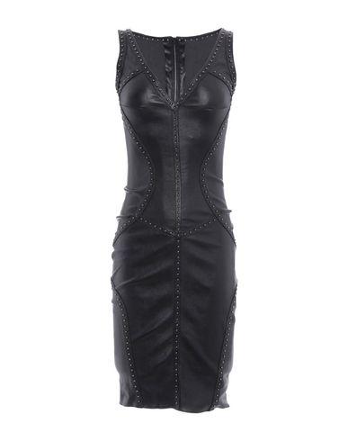 APHERO Knee-Length Dress in Black