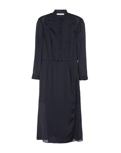 3/4 Length Dress, Black