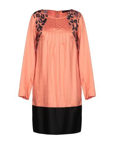 Short Dress, Salmon Pink