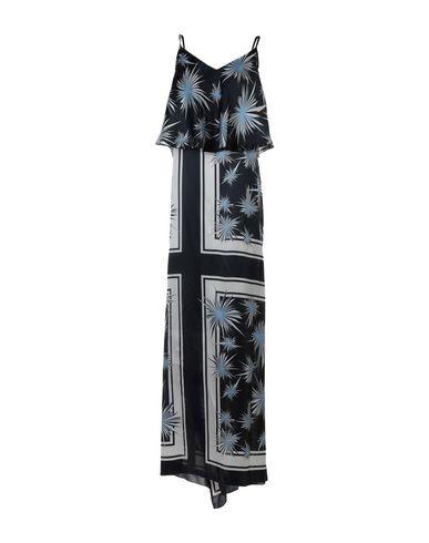 ONE Long Dress in Dark Blue