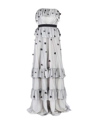 DANIELE CARLOTTA Long Dress in Ivory