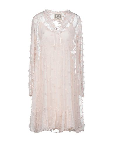 PINK MEMORIES Short Dress in Pink