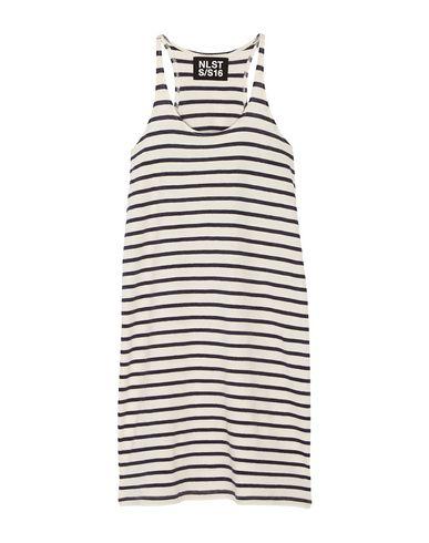 NLST Short Dress in Ivory