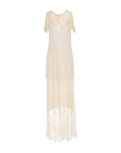 TILL.DA Long Dress in Ivory