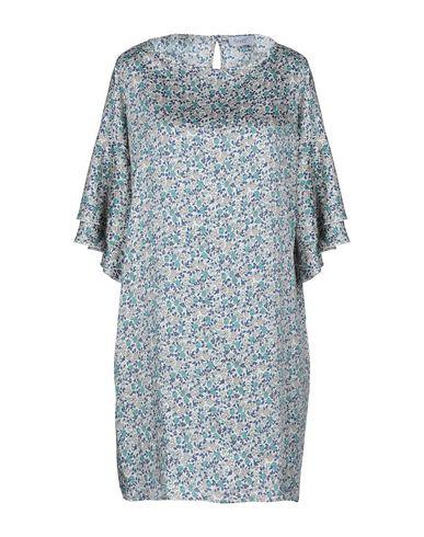 HOPPER Short Dress in Beige