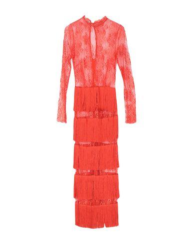 DAIZY SHELY Midi Dress in Orange