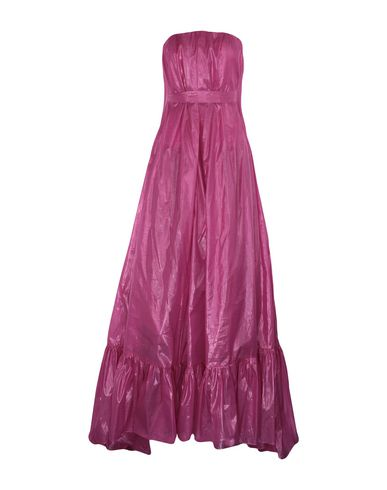 DANIELE CARLOTTA Long Dress in Fuchsia