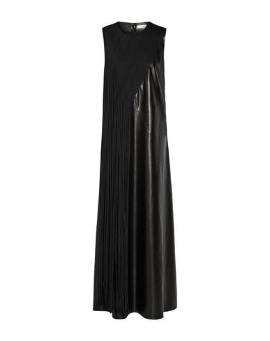 VICTOR ALFARO Long Dress in Black