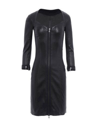 APHERO Short Dress in Black