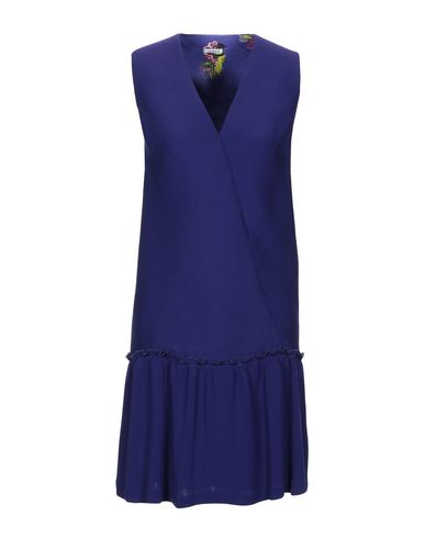 CACHAREL Short Dress in Purple