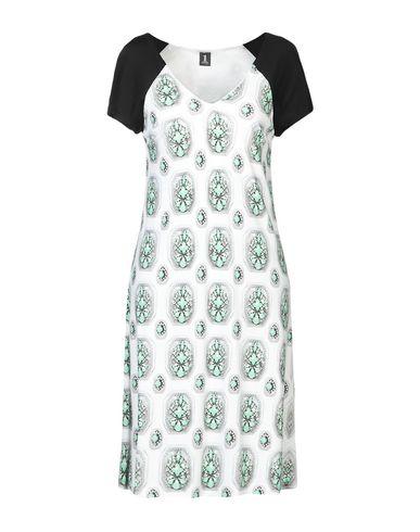 ONE Knee-Length Dress in White