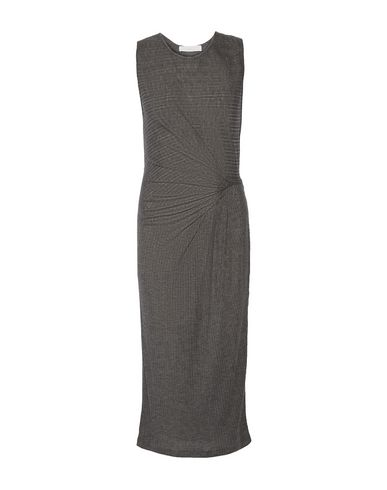 THAKOON ADDITION Long Dress in Lead