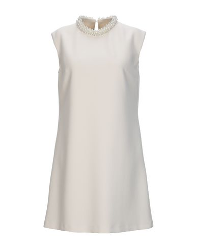 FOREVER UNIQUE Short Dress in Ivory
