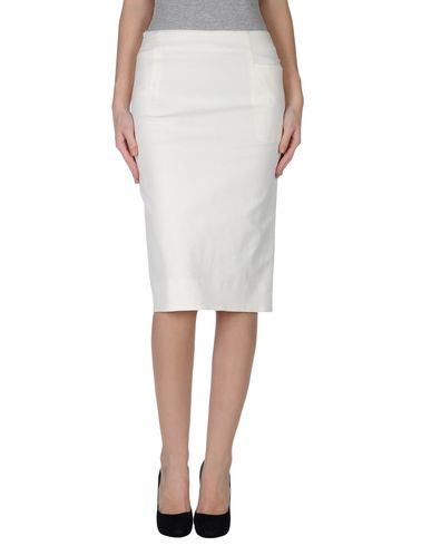 JIL SANDER - 半长裙