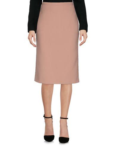 N°21 Knee Length Skirt In Pastel Pink