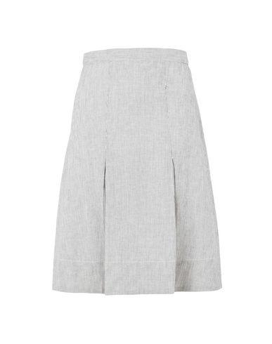 INES DE LA FRESSANGE Knee Length Skirt in Blue