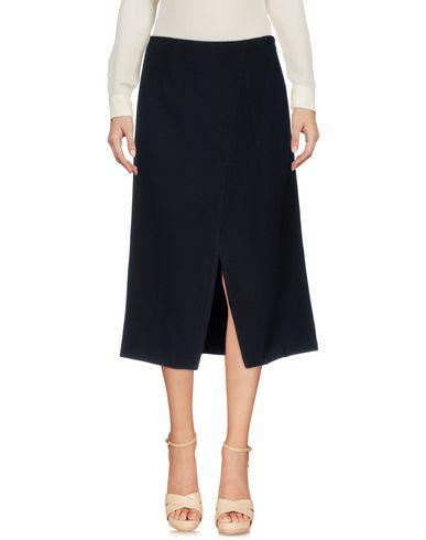 TY-LR Midi Skirts in Black