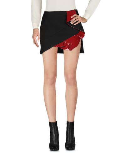 ANTHONY VACCARELLO Mini Skirt in Black
