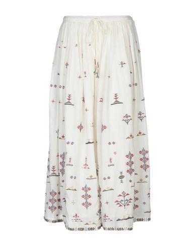 STAR MELA Maxi Skirts in Ivory