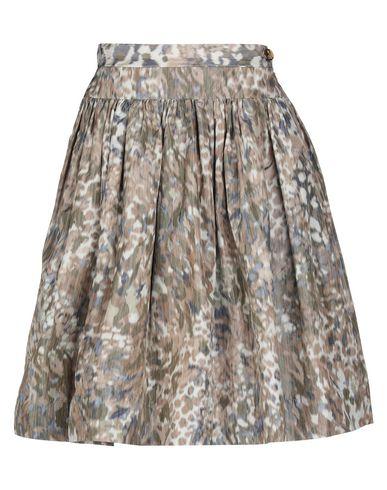 VIVIENNE WESTWOOD RED LABEL Knee Length Skirt in Military Green