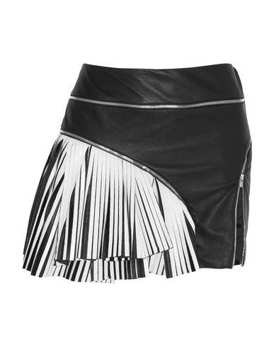 JAY AHR Mini Skirt in Black