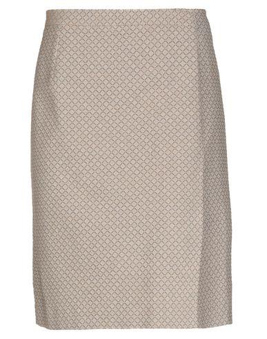 CIVIDINI Knee Length Skirt in Sand