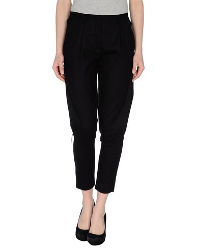 CIVIDINI Casual Pants in Black