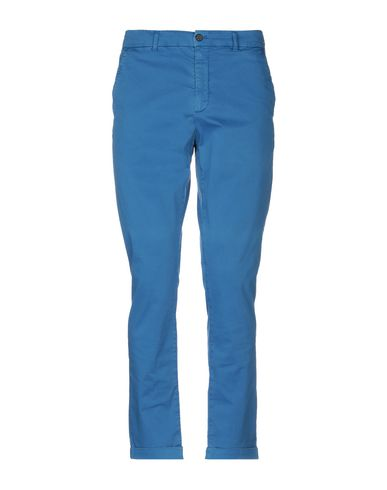 MONOCROM Casual Pants in Azure