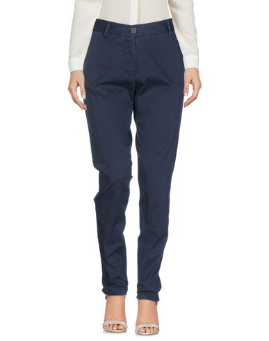 AUTHENTIC ORIGINAL VINTAGE STYLE Casual Pants in Dark Blue
