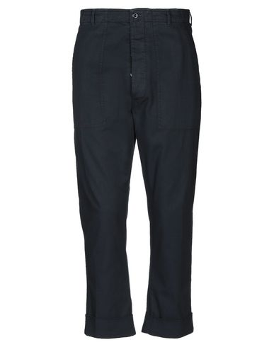 WOOSTER + LARDINI Casual Pants in Dark Blue