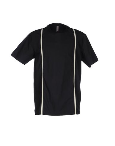 SILENT DAMIR DOMA T-Shirts in Black