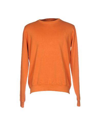 BARBA NAPOLI Sweatshirt in Orange