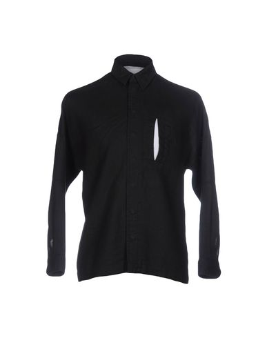 UEG Linen Shirt in Black