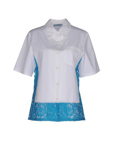PRADA - 图纹衬衫及女衬衣