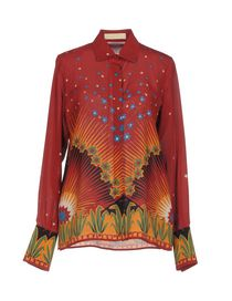 VALENTINO - 图纹衬衫及女衬衣