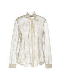 VALENTINO - 纯色衬衫及女衬衣