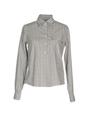 GANT BY MICHAEL BASTIAN Shirts in Light Grey
