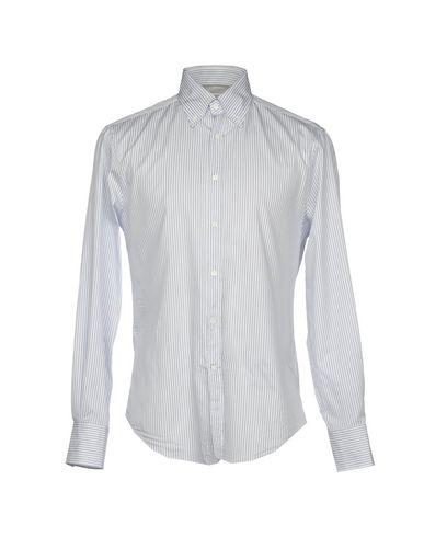 BRUNELLO CUCINELLI - 条纹衬衫