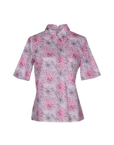 JIL SANDER NAVY - 图纹衬衫及女衬衣