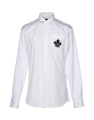 DSQUARED2 - 纯色衬衫
