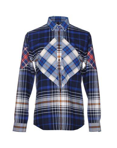GIVENCHY - 格纹衬衫
