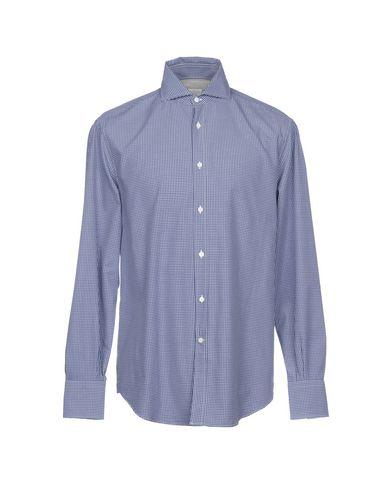 BRUNELLO CUCINELLI - 格纹衬衫