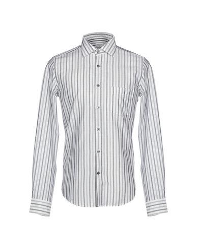 BORSA Striped Shirt in Grey