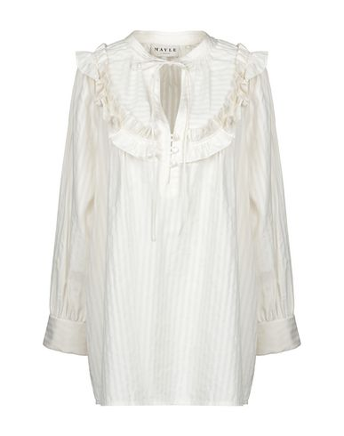 MAYLE Blouse in Ivory