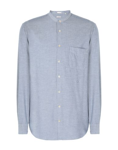 MASSIMO ALBA - 纯色衬衫