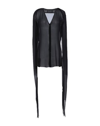 NICOLAS ANDREAS TARALIS Silk Shirts & Blouses in Black