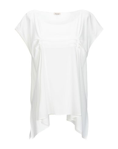 HER SHIRT Blouse in Ivory