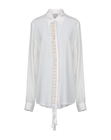LOEWE - 真丝衬衫及女衬衣